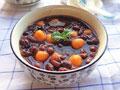 红豆南瓜圆子汤的做法