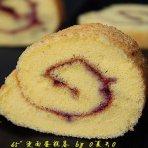 黄金烫面蛋糕卷