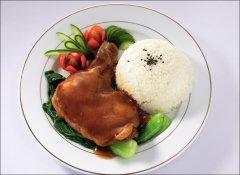 日式照烧鸡腿饭怎么做的,日式照烧鸡腿饭做法