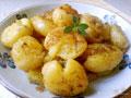 蒜香椒盐小土豆的做法