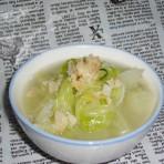 大白菜汤的做法