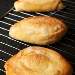 香橙面包的做法