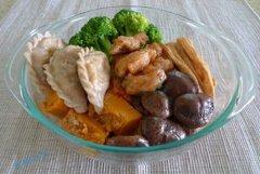 素盆菜的做法视频
