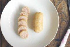 自制早餐肠的做法