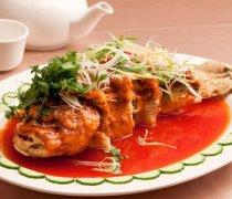 【糖醋鲈鱼的做法】糖醋鲈鱼的营养价值_糖醋鲈鱼的制作窍门