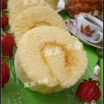 凤梨蛋糕卷
