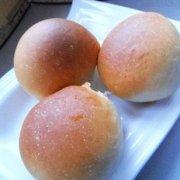 枸杞蜂蜜小面包的做法