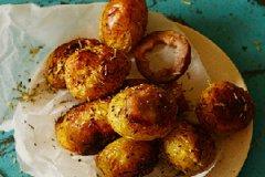 黄油香草小土豆的做法