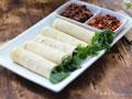 豆皮素菜卷的做法