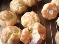香草奶油泡芙的做法