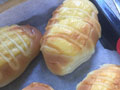 芝士肉松面包的做法