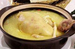 鸡汤怎么做好吃,香菇炖鸡的做法