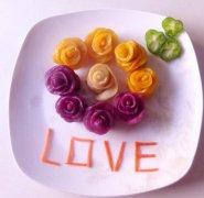 玫瑰花馒头的做法视频