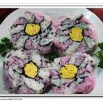 花式寿司的做法