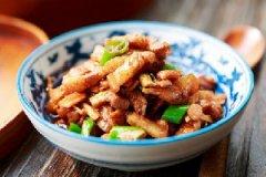 五花肉炒萝卜干的家常做法