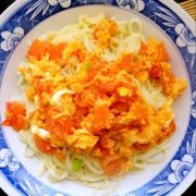 西红柿鸡蛋面的做法
