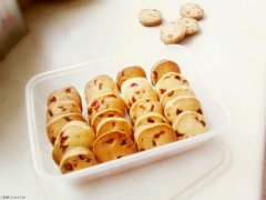 酸果鸡蛋饼干的做法