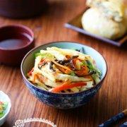 蔬菜炒饼的做法