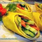蔬菜黄金卷