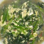 红根菠菜汤的做法