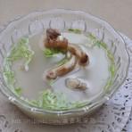 羊脆骨鲫鱼汤