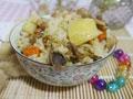 黄焖鸡米饭---家庭版鸡煲饭的做法
