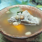 冬瓜胡萝卜猪骨汤