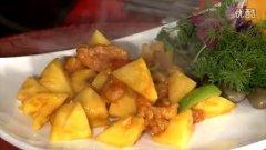 菠萝咕噜肉的做法视频