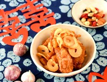 年夜饭系列—蒜子小排