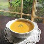 红萝卜南瓜浓汤的做法