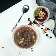五谷营养粥的做法
