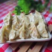 香菇萝卜蒸饺的做法