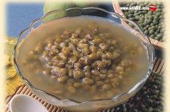 食物禁忌:绿豆汤是解药的吗?