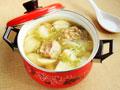 萝卜羊骨汤的做法