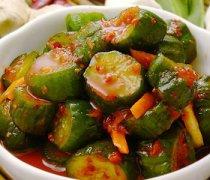 【拌咸黄瓜】拌咸黄瓜的做法_拌咸黄瓜的营养成分