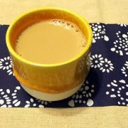 茯砖咸奶茶的做法