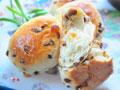 蜜枣小面包的做法