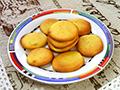 鹅蛋黄海绵饼干的做法