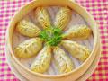 胡萝卜蒸饺的做法