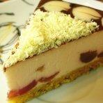 酒渍樱桃奶酪蛋糕的做法