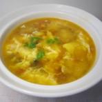 柿子海鲜汤
