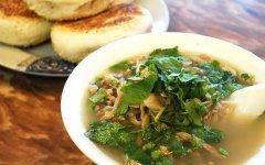 【2015年夜饭菜谱】羊肉汤的家常做法