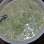 鸡蛋丝瓜汤的做法