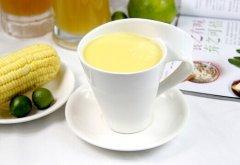 玉米胡萝卜汁