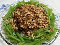 肉丝芹菜拌粉丝的做法