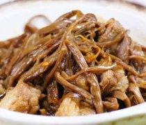 【黄花菜炖肉】黄花菜炖肉的营养价值_黄花菜炖肉的副作用