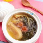 菜干蜜枣瘦肉汤