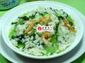 开洋青菜炒饭的做法