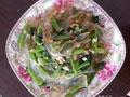 拉皮菠菜的做法