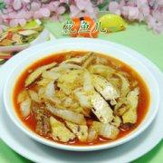 牛肉酱香干炒白菜的做法